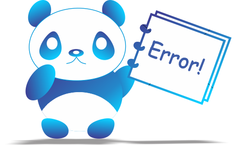 panda antivirus installation error